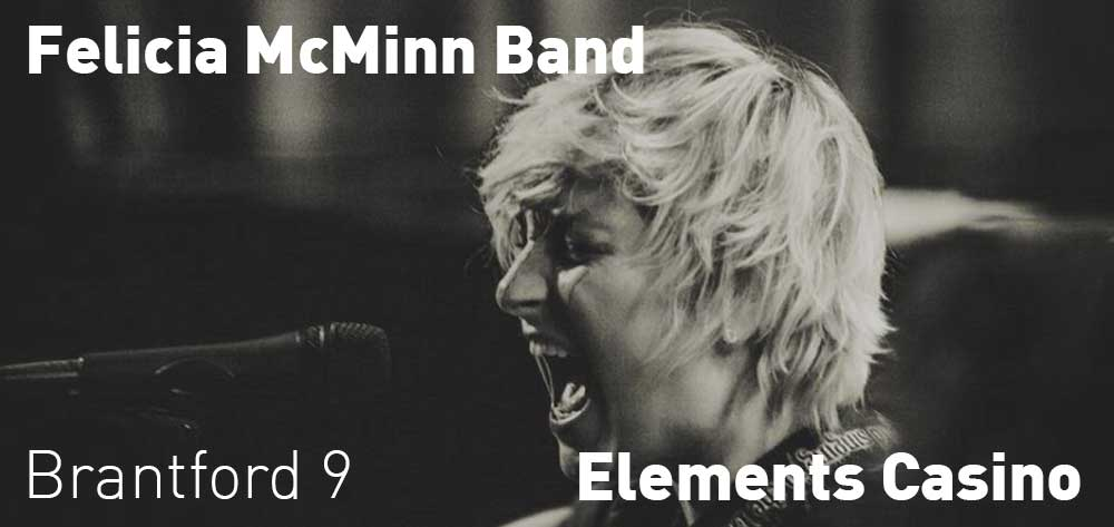 Felicia McMinn | Elements Casino | Friday, December 21, 2018 | 9pm