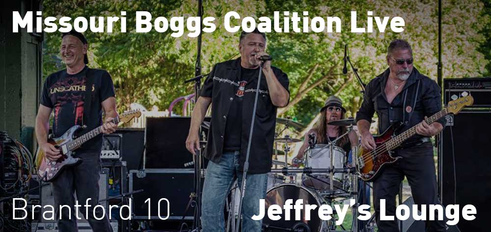 Missouri Boggs Coalition Live | Jeffrey's Lounge | Friday, December 21, 2018 | 10pm