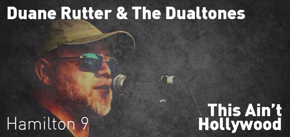 DUANE RUTTER & THE DUALTONES & Guests | This Ain't Hollywood | Thursday, August 23, 2018 | 8pm