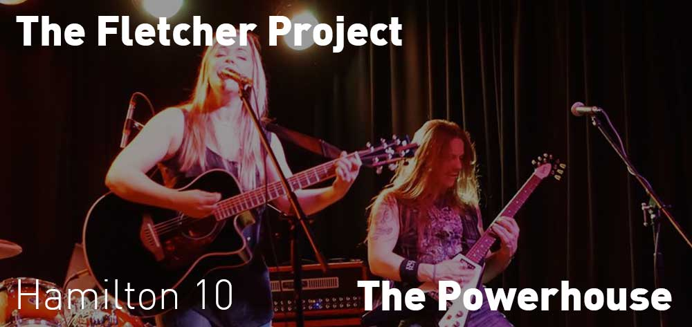 The Fletcher Project | The Powerhouse | Friday, December 21, 2018 | 10pm