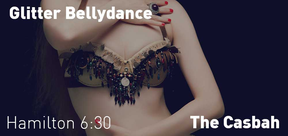 Glitter Bellydance | The Casbah | Saturday, October 20, 2018 | 6:30pm