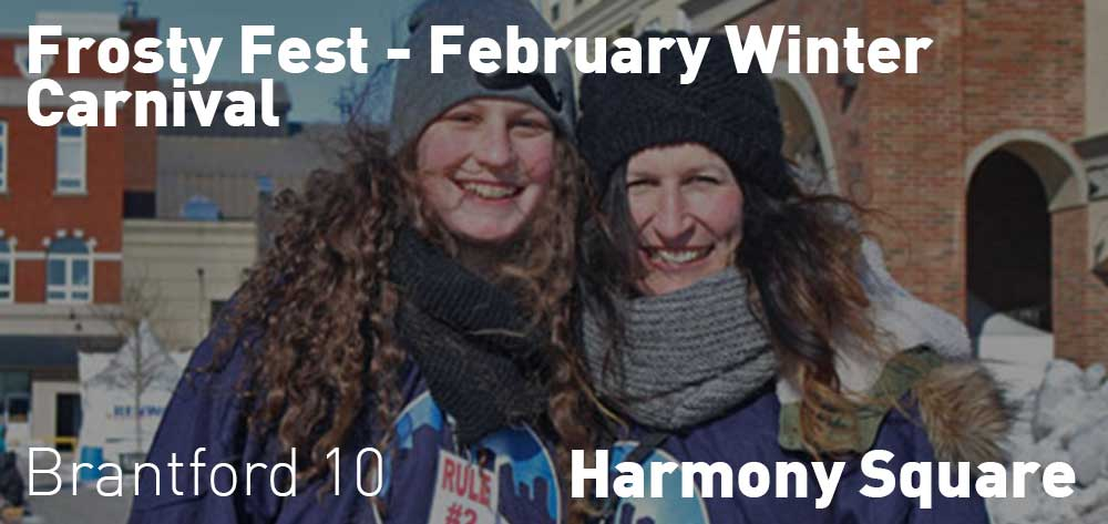 Frosty Fest - February Winter Carnival | Harmony Square | February 17 & 18, 2019