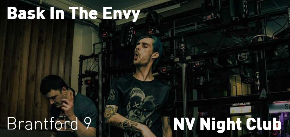 Bask In The Envy | NV NIght CLub | Friday, February 22, 2019 | 9pm