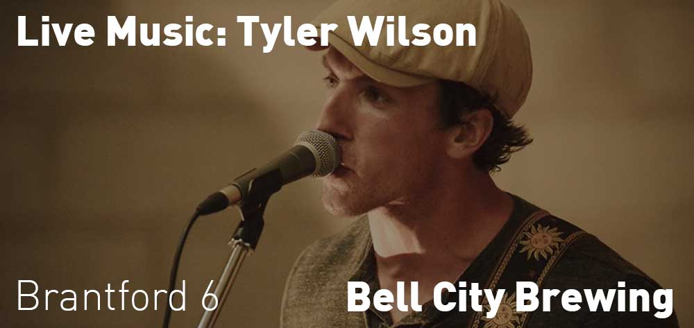 Live Music: Tyler Wilson | Bell City Brewing | Friday, February 22, 2019 | 6pm