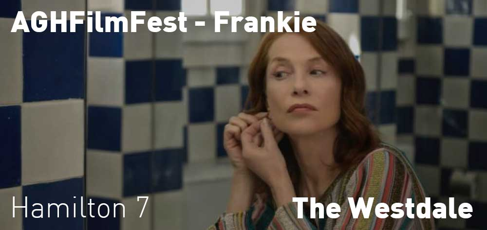 AGHFilmFest - Frankie | The Westdale | Tuesday, October 22, 2019 | 7pm