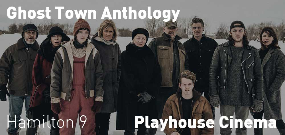 Ghost Town Anthology | Playhouse Cinema | Wednesday, October 23, 2019 | 9pm