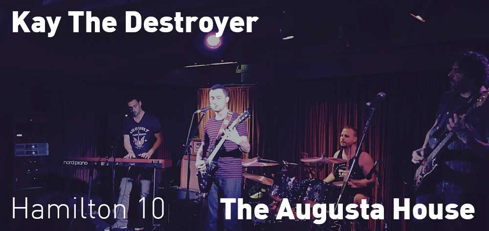 Kay The Destroyer | The Augusta House | Saturday, August 24, 2019 | 10pm