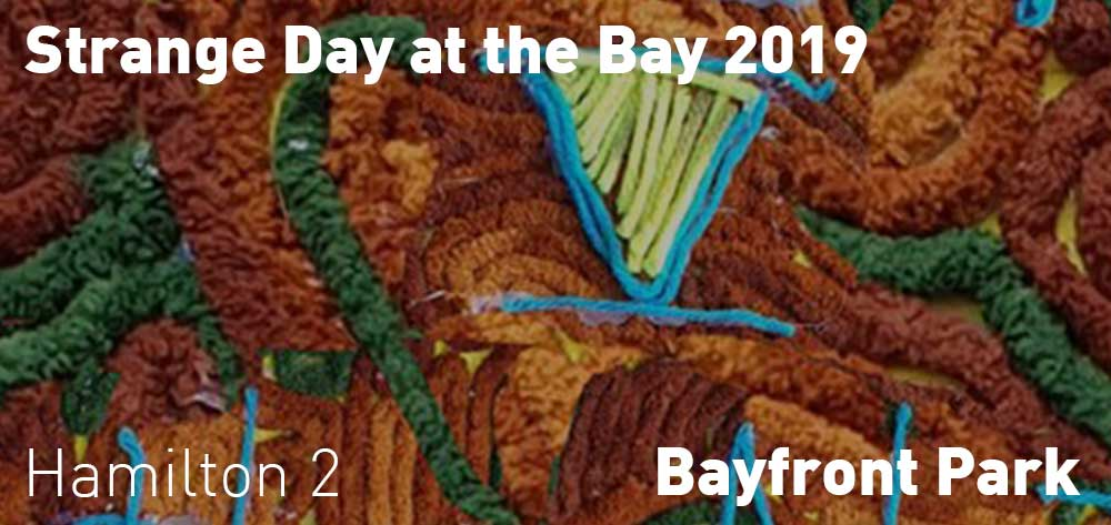 Strange Day at the Bay 2019 | Bayfront Park | Saturday, August 24, 2019 | 2pm