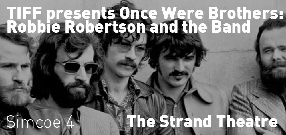 Once Were Brothers: Robbie Robertson and the Band at the Strand Theatre on Sunday, March 1, 2020 and Monday, March 2, 2020