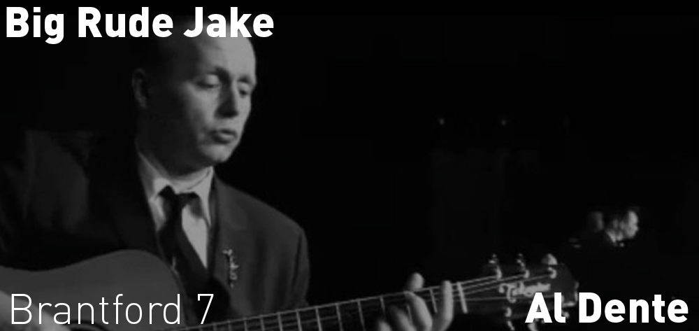 Big Rude Jake is playing at Al Dente on Thursday April 25th at 7 PM!