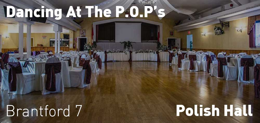 Sunday Dancing at the P.O.P's | Polish Hall Brantford | 7pm
