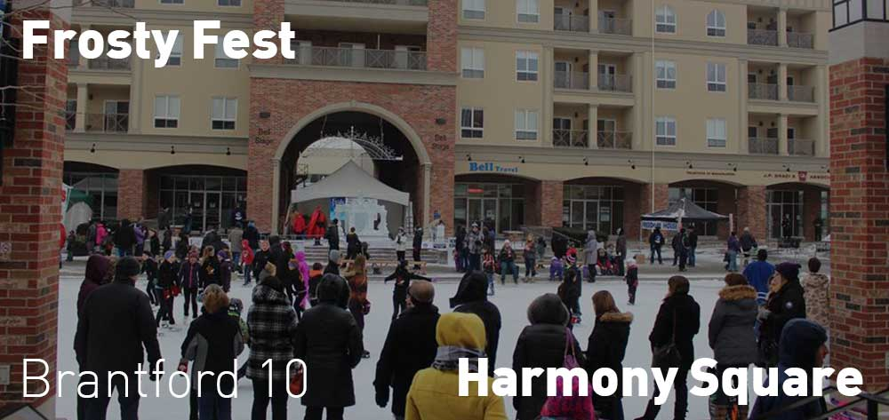 Frosty Fest | Harmony Square | February 18 and 19, 2018 | 10am each day