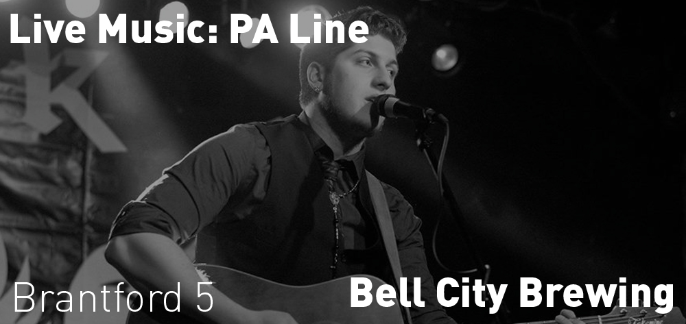 Live Music: PA Line | Bell City Brewing Company | Saturday, November 25, 2017 | 5pm