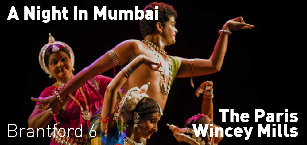 A Night in Mumbai, The Paris Wincey Mills Co., Friday September 22, 6:00- 10:00pm