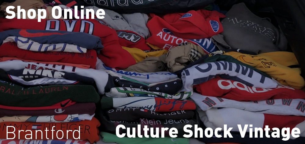 Shop online at Culture Shock Vintage!