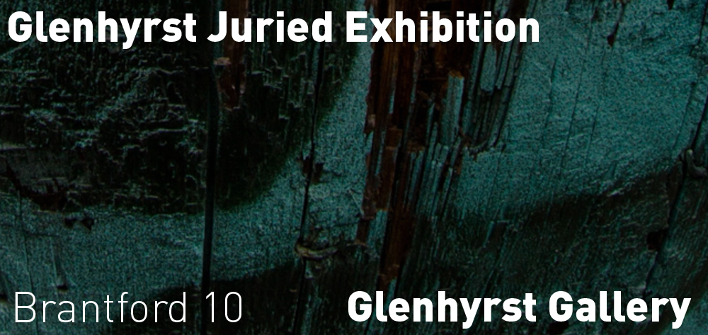 The Glenhyrst Gallery is currently exhibiting their juried show until September 23rd!