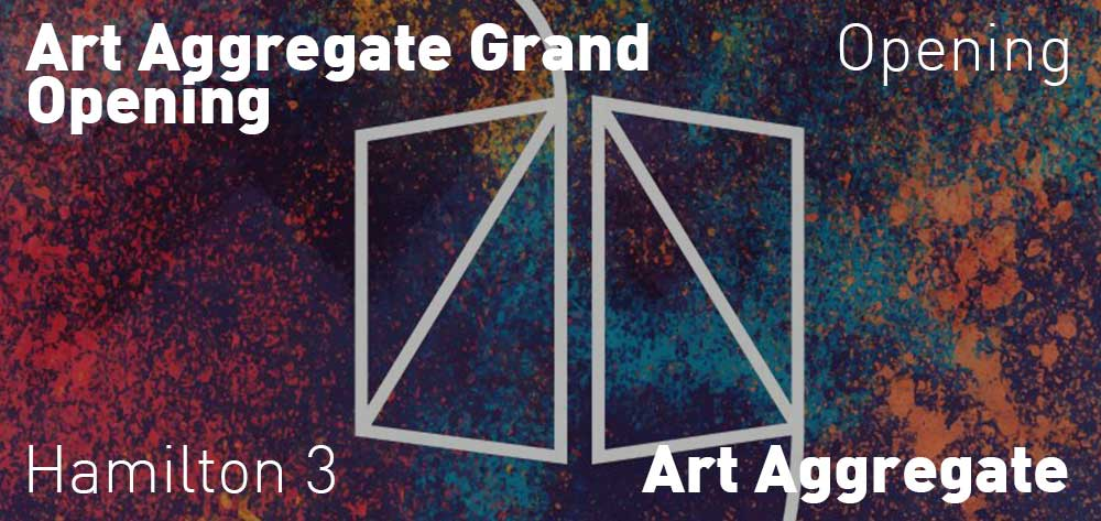 Grand Opening Of Art Aggregate | Saturday September 23 @ 3pm