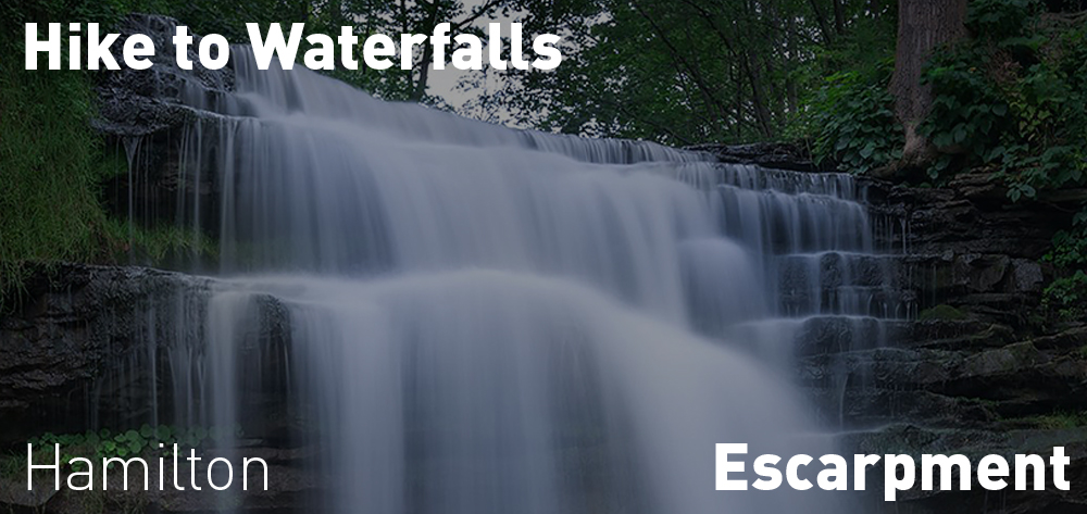Hamilton is home to over 100 Waterfalls! Get out and check them out!
