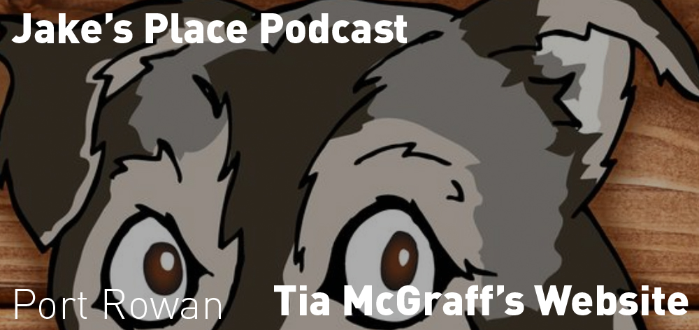 Jake's Place Podcast is on Tia McGraff's Website!