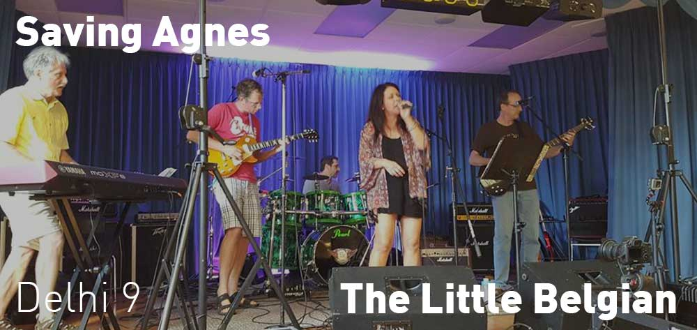 Saving Agnes | The Little Belgian | Friday, February 23, 2018 | 9pm