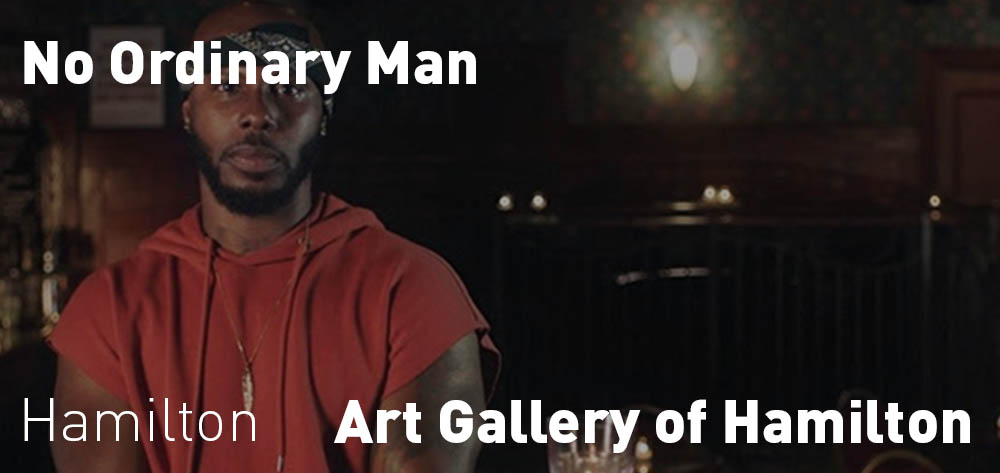 No Ordinary Man is available to stream on the Art Gallery of Hamilton's website until April 29th!