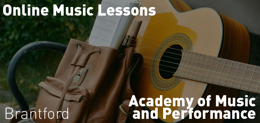 Academy of Music and Performance has Online Lessons!