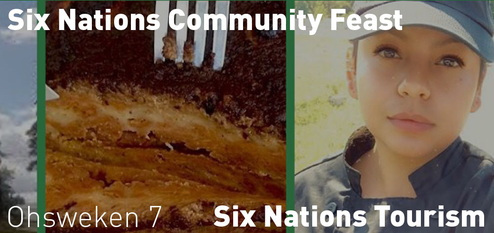 Six Nations Community Feast is on at pin