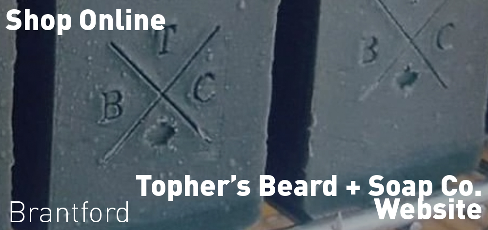 Shop Online at Topher's Beard + Soap Company!